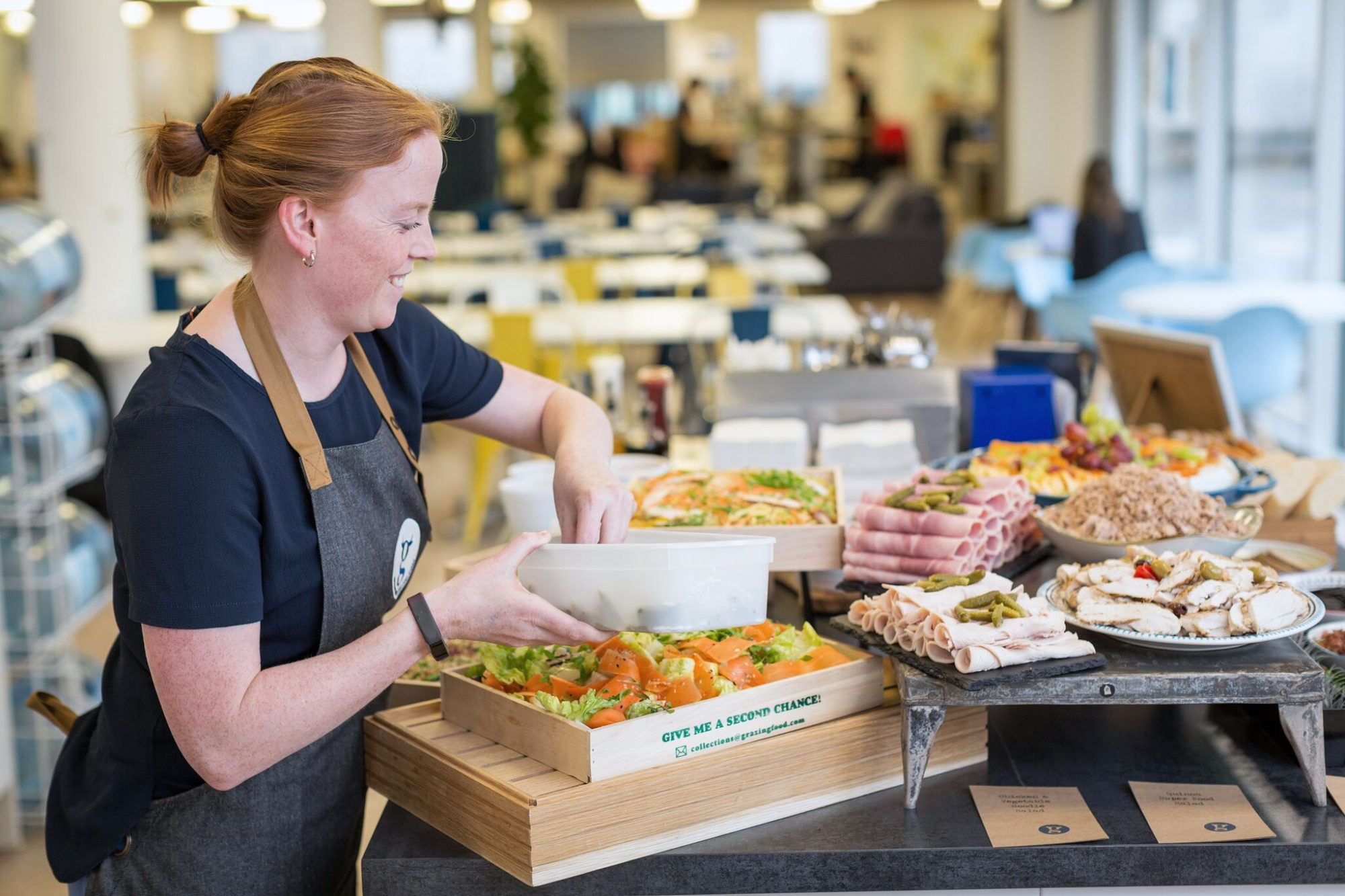 Office Catering for London Businesses